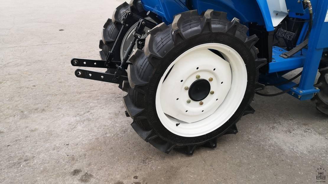 standaard tractor landbouw Iseki Landhope 180F