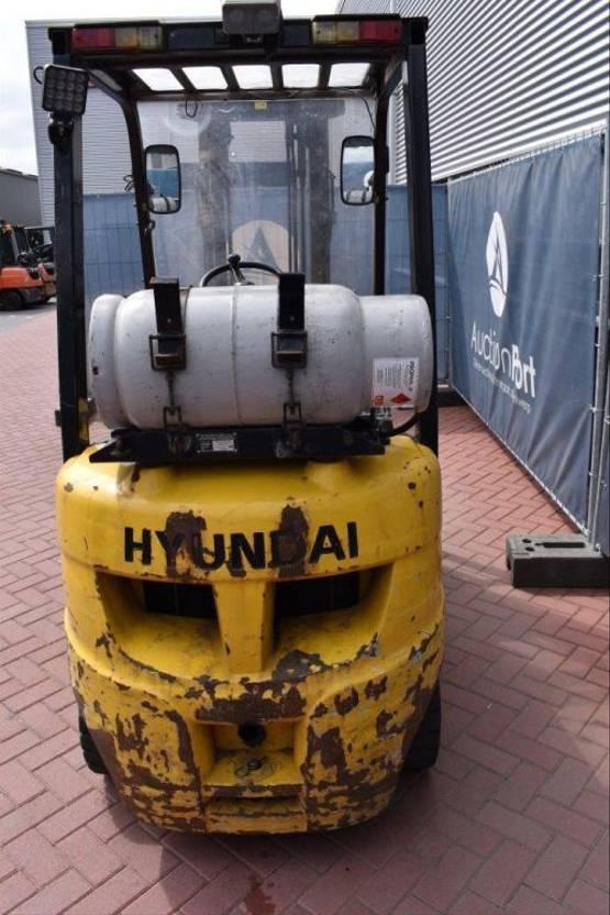 vorkheftruck Hyundai 20LA-7 2000
