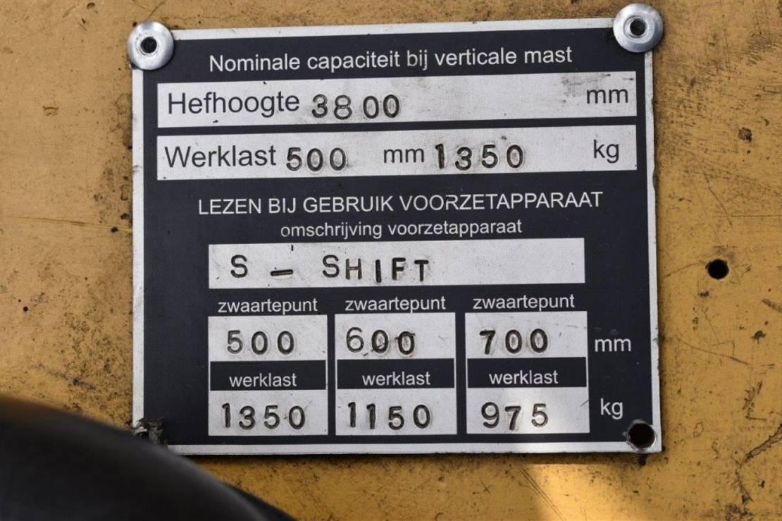 vorkheftruck Hyster A1-50XL 1990