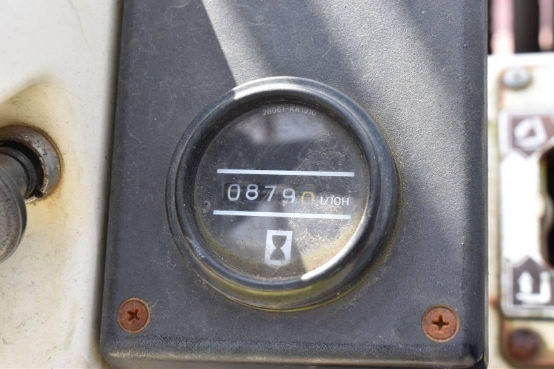vorkheftruck Nissan PH02A-20U 2000