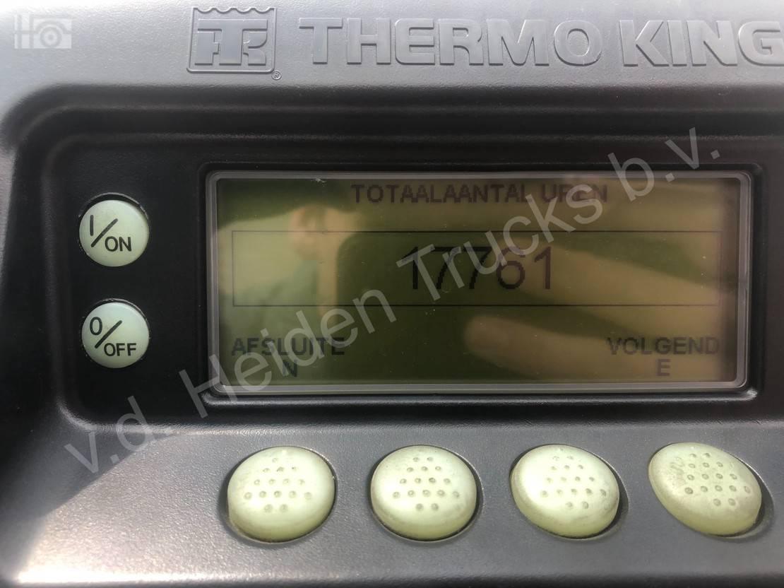 koel-vries oplegger Kögel SVA 24 | Thermo King SLXe 200 | Doppelstock | 1341x250x270 2015