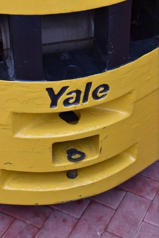 vorkheftruck Yale GLP16AFE2025 2001