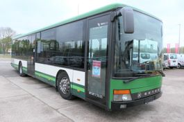 stadsbus Setra 09.2021 EVOBUS S315 NF AHK MATRIX RETARDER 2001