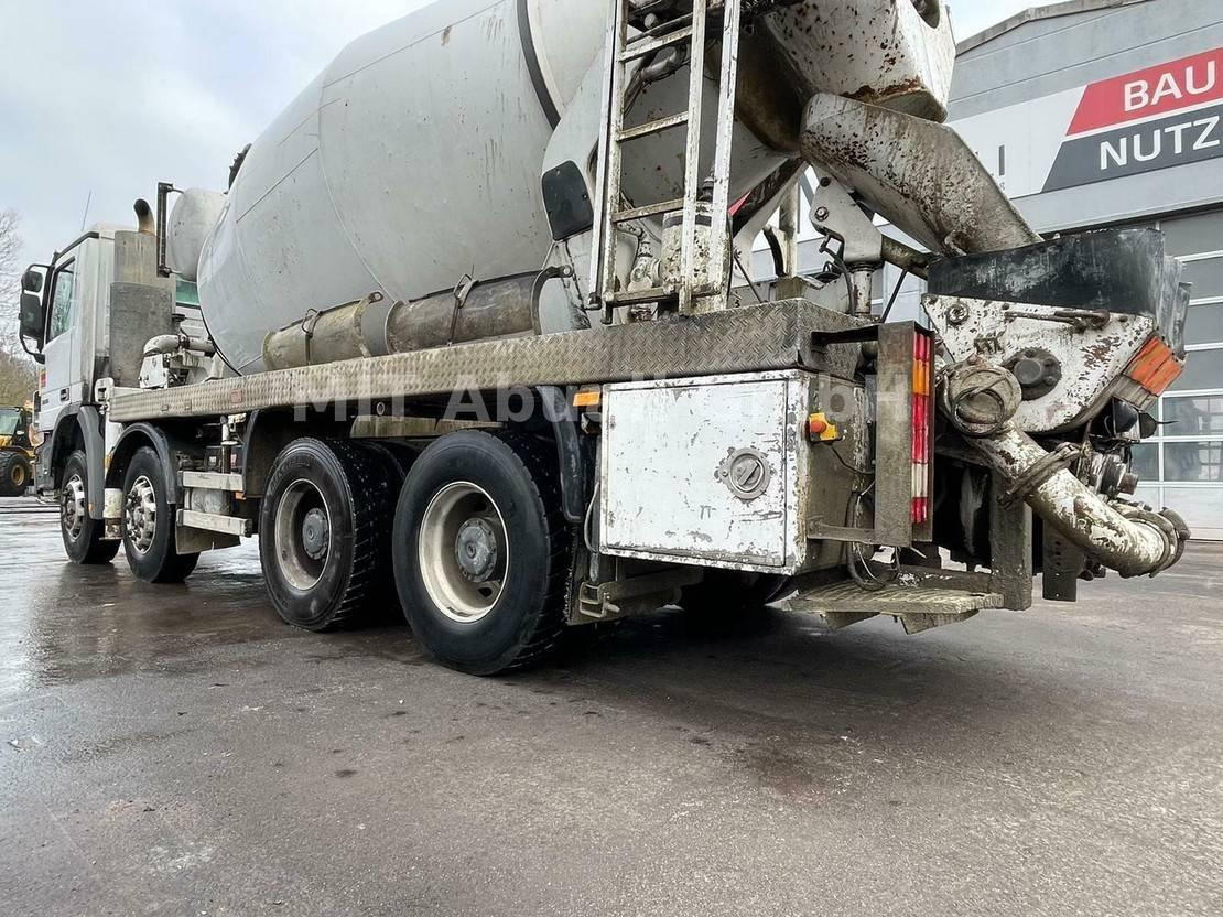 betonmixer vrachtwagen Mercedes-Benz 3236 - 8X4 Betonmischer/Betonpumpe* Schwing** 2007