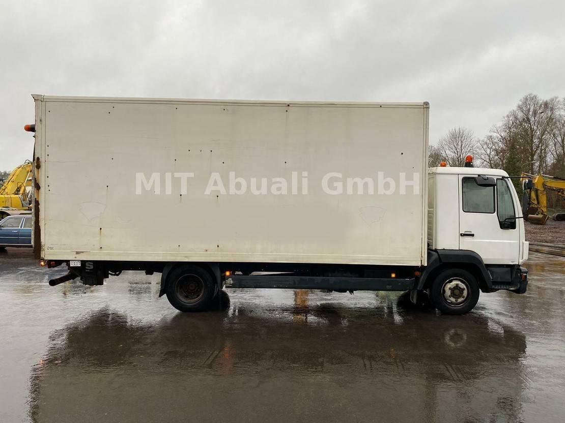 bakwagen vrachtwagen MAN 8. 163 LC * 2004* 437641* Werkstattkoffer ** 2004