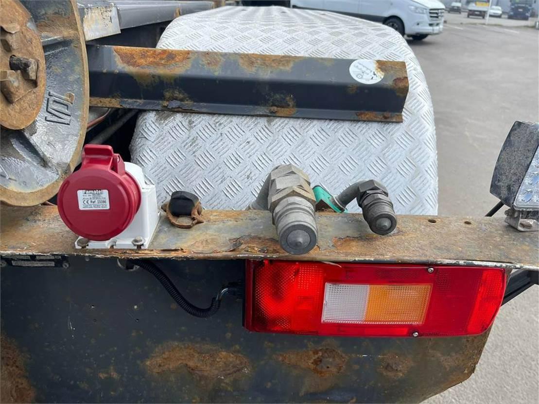 containersysteem vrachtwagen Volvo FH 480 6x2 2010