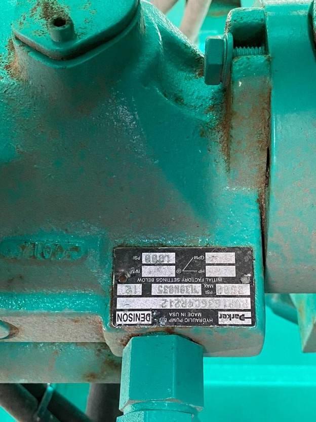 betonpomp vrachtwagen Diversen Imer P4.65 - UNUSED 2008