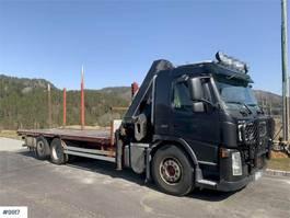 kraanwagen Volvo FM 13.460 6x2 Crane truck with Hiab244 crane 2009