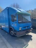 bakwagen vrachtwagen Renault Midlum 180 1999