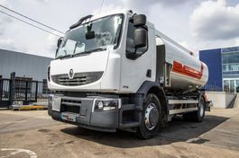 tankwagen vrachtwagen Renault Premium 280 DXI-SOURCE+DOME-13000L/4COMP 2007