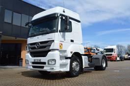 standaard trekker Mercedes-Benz Axor 1840 * EURO5 * MANUAL * 4X2 * TOP CONDITION * 2013