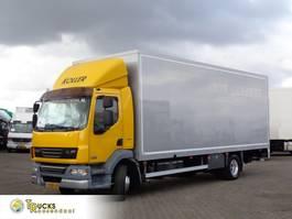 bakwagen vrachtwagen DAF LF 55 + Euro 5 + Dhollandia Lift 2008