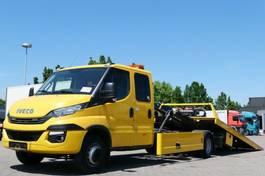 takelwagen-bergingswagen-vrachtwagen Iveco IS70 Abschlepper Seilwinde Schiebe-Plateau E6 2017