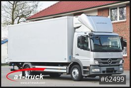 koelwagen vrachtwagen Mercedes-Benz Atego 1222 11/2021 , Kühlkoffer, Bi-Temp, Carrier, Wilke Aufbau 2013