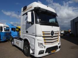 standaard trekker Mercedes-Benz Actros 2541 6 x 2, EURo 6, RTI CS 1200 TUV 09/2021 2013