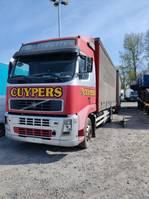 schuifzeil vrachtwagen Volvo FH 440 2007