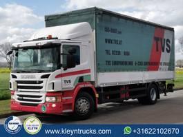 huifzeil vrachtwagen Scania P280 2014