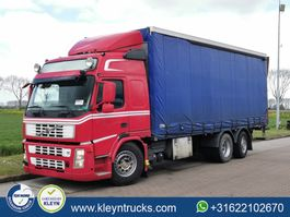 schuifzeil vrachtwagen Volvo FM 13.440 6x2 e4 globetrotter 2007