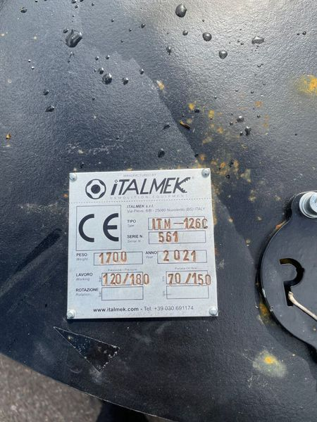 Italmek - magneet NEW 105P of 126C 7