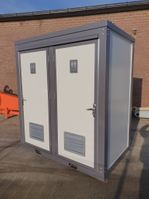 sanitaircontainer dubbele Toilet / sanitair unit