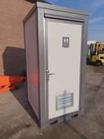 sanitaircontainer enkele toilet unit