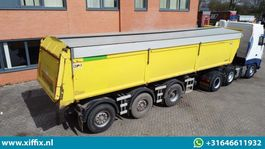 kipper oplegger AJK Multifunctionele wegenbouw kipper // 2x VSE gestuurd 2010
