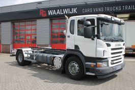 chassis cabine vrachtwagen Scania P280 Chassis PTO- Hydraulic 2012