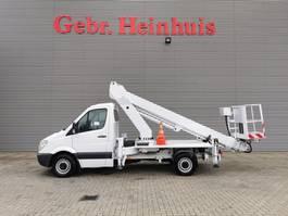 hoogwerker bedrijfswagen Mercedes-Benz Sprinter 313 CDI Ruthmann TB 220 22 Meter! 2010