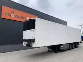 koel-vries oplegger Pacton Carrier Vector 1800 D/E (silent), steering axle, taillift, good tires, NL-trailer, MOT: 27/05/2022 2006