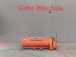 asfaltverwarmer 8000 Thermo Asphalt Container 8 Kub! 2011