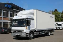 bakwagen vrachtwagen Mercedes-Benz Atego 1324 MP3 Möbel Koffer /2 Liegen/LBW 2012