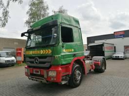 standaard trekker Mercedes-Benz Actros 1844 MP3, Kipphydraulik,Euro 5, Retarder 2013