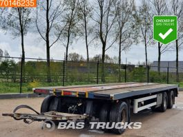 container chassis aanhanger GS Meppel AI 2800 3 axles NL-Trailer 1995