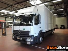 bakwagen vrachtwagen Mercedes-Benz Atego 1223 L 2017