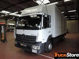 bakwagen vrachtwagen Mercedes-Benz Atego 1223 L 2016