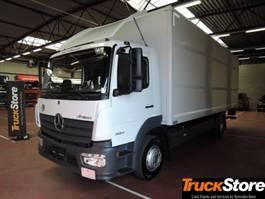 bakwagen vrachtwagen Mercedes-Benz Atego 1524 2019