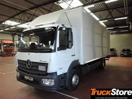 bakwagen vrachtwagen Mercedes-Benz Atego 1524 2018