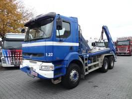 containersysteem vrachtwagen Renault Kerax 370 26 6X4 2006