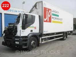 koelwagen vrachtwagen Iveco Stralis 500 lang 2014