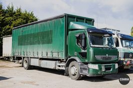 schuifzeil vrachtwagen Renault Premium 280 Moteur HS