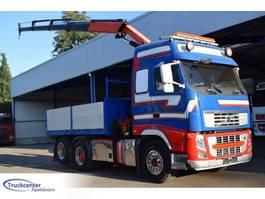 platform vrachtwagen Volvo FH 540 Palfinger PK 18002, Euro 5, 6x2 Reduction axle, Truckcenter Apeldoorn 2011