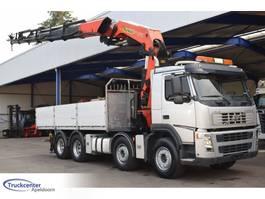 platform vrachtwagen Volvo FM12 64500km!, Palfinger PK72002, Manuel, 8x2, Truckcenter Apeldoorn 2004
