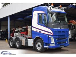 zware last trekker Volvo FH 540 80 Tons, 6x4 Big axle, Hydraulic, Retarder, Truckcenter Apeldoorn 2015