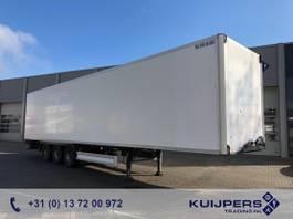 gesloten opbouw oplegger LAMBERET / 3 as BPW Disk / IsoBox / NL Trailer / APK TUV 06-21 2014