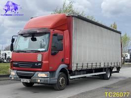 schuifzeil vrachtwagen DAF LF 45 220 Euro 5 2008