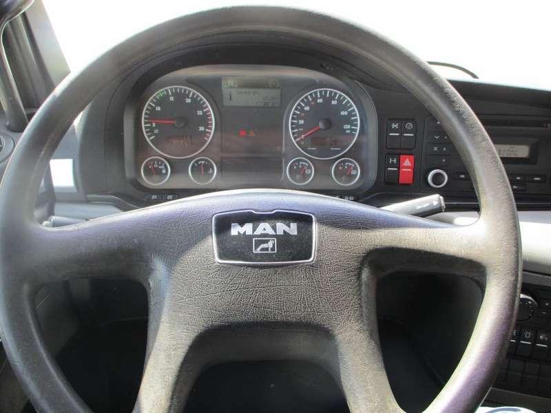MAN - TGS 33.400 TGS 33.400 BBS HIAB 422 XS E 5 EURO 4 8