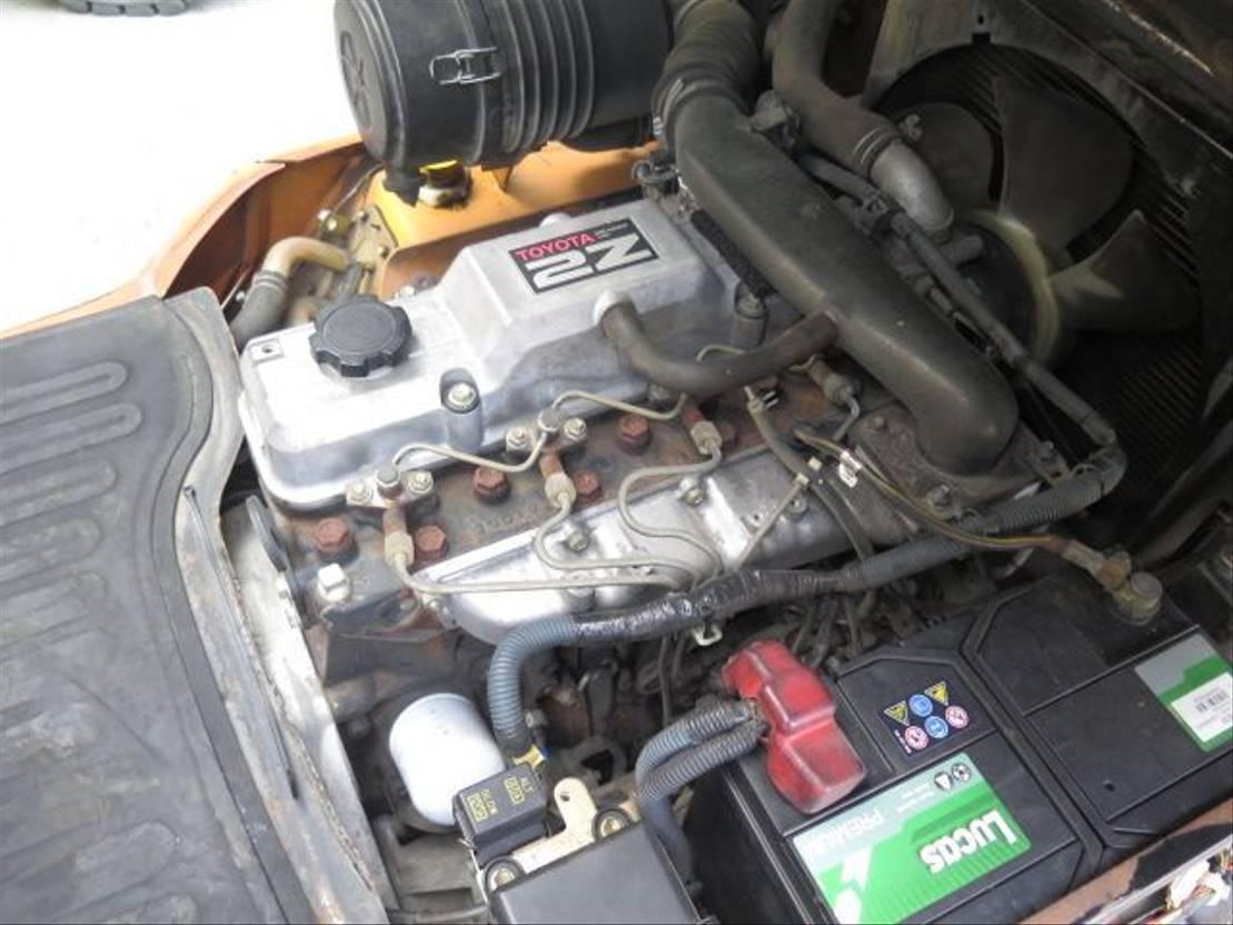 vorkheftruck Toyota 7FD30 2003