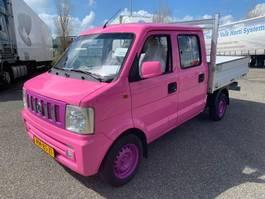open laadbak bedrijfswagen Diversen v21 dub cab airco PINK LADY let op trekker rijbewijs