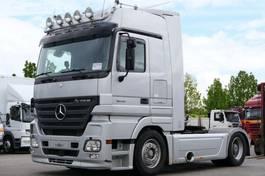 overige vrachtwagens Mercedes-Benz Actros 1848 Retarder GigaSpace Scheckheft 2Tanks 2006