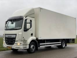 bakwagen vrachtwagen DAF LF 250.16 EURO6.  06-2016. 2016